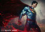New 52 Superman - Infinite Crisis game