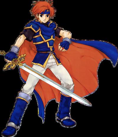 Roy (Binding Blade Artwork2)