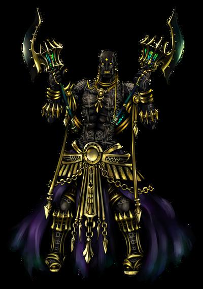 Darius Berserker