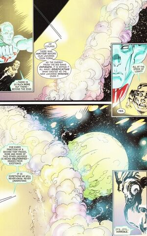 Captain Atom Big Bang