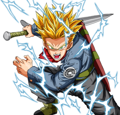 SSJ2 Future Trunks