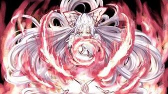 IN Mokou's Theme Reach for the Moon, Immortal Smoke (Re-Extended)