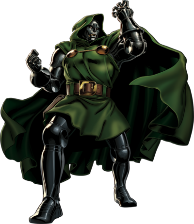 Victor von Doom (Earth-12131) 003
