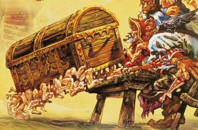 The Luggage (Discworld)