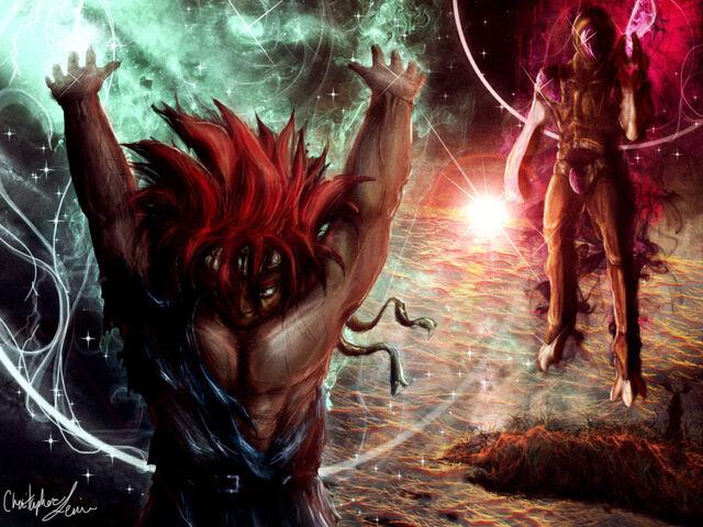 File:Chaosgears - Crono vs. Lavos, the Final Hour.jpg