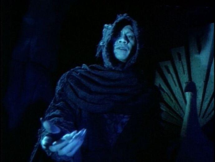 The Blue Priest