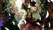 PoFV Reimu's Theme Spring Lane ~ Colourful Path