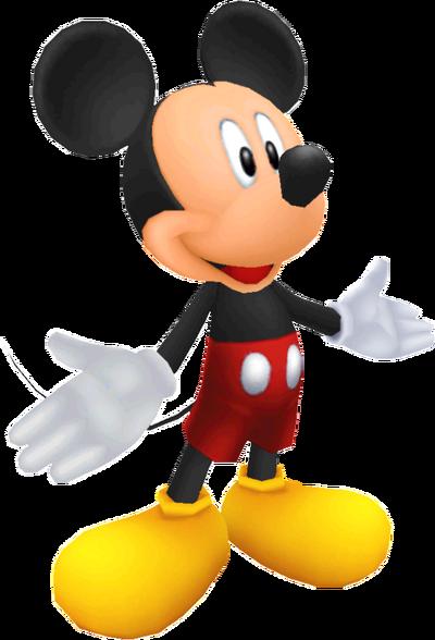 King Mickey KH