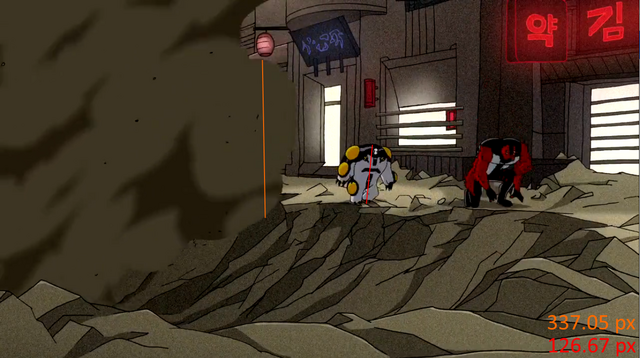 File:Episode 1 - Future Four Arms, Future Vilgax, and Cannonbolt plummet to the ground1.png