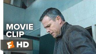 Jason Bourne Movie CLIP - Computer Hack (2016) - Matt Damon Movie