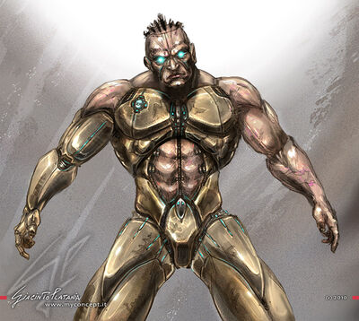 Cyborg SF