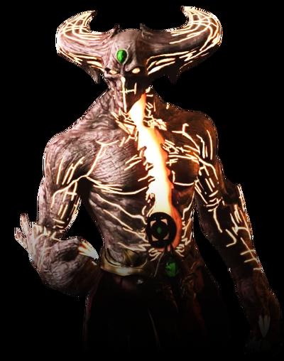 Shinnok Corrupted