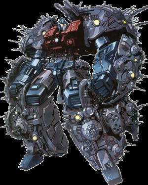 Primus Transformers