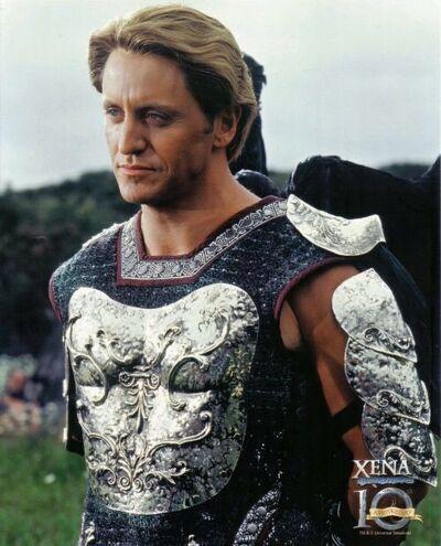 Michael (Hercules & Xena)