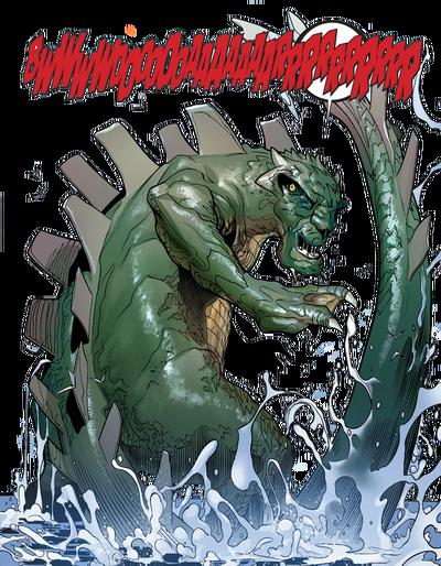 Godzilla Leviathan