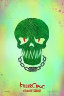 Croc Skull