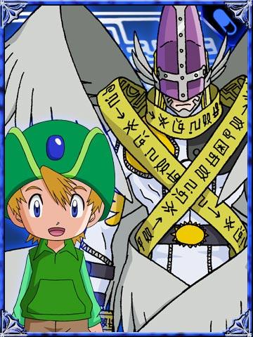 File:Takeru & HolyAngemon Collectors Digimon Adventure Special Card.jpg