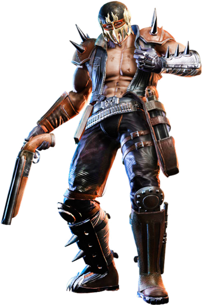 Fist of the north star kens rage 2 jagi Render