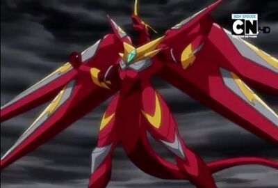 Fusion dragonoid13