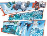 New 52 Superman - Freeze Breath 01