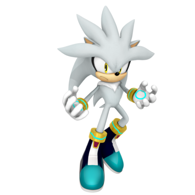 Silver the hedgehog 2016 render by nibroc rock-d9ug2es
