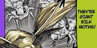 Giant Silk Moth (Green Worldz)