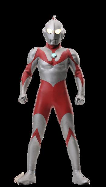 Ultraman data
