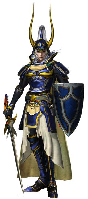 Light Warrior A
