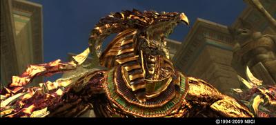 Tekken 6 azazel by arkenvoodai-d390g7c