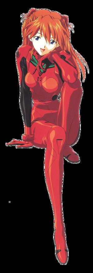 Asuka Langley Sohryu (Plugsuit)