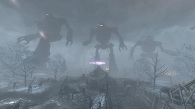 Giant Robots (CoD Zombies)