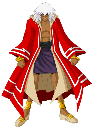 Thief bakura by dragonballzcz-d4ouezr.png