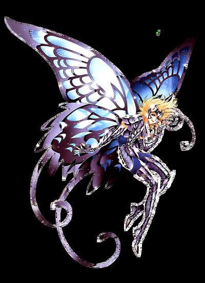 3704 render sacred spectre papillon
