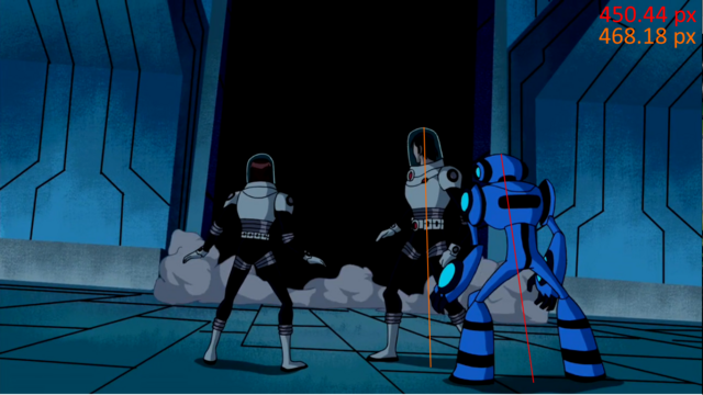 File:Ben 10 Ultimate Alien - Ultimate Echo Echo's Height.png