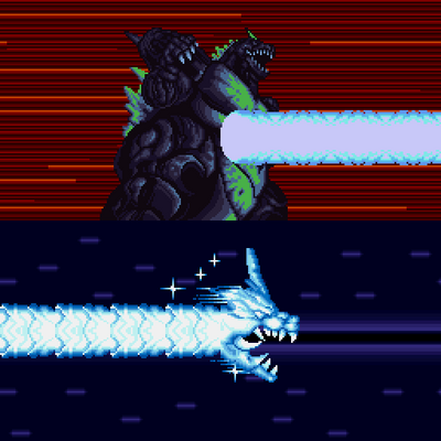 5506234-super godzilla uses his nova beam.