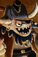 Captain Frightbeard Profile