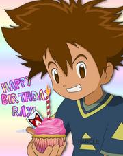 Gift happy birthday ray by cherrygirluk19-d6hxxvz