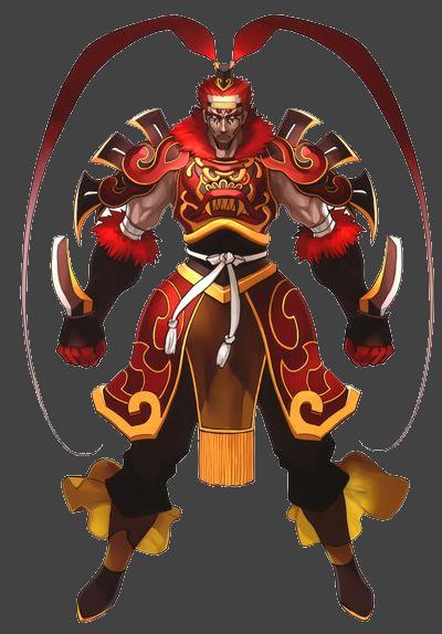 Berserker (Lu Bu)
