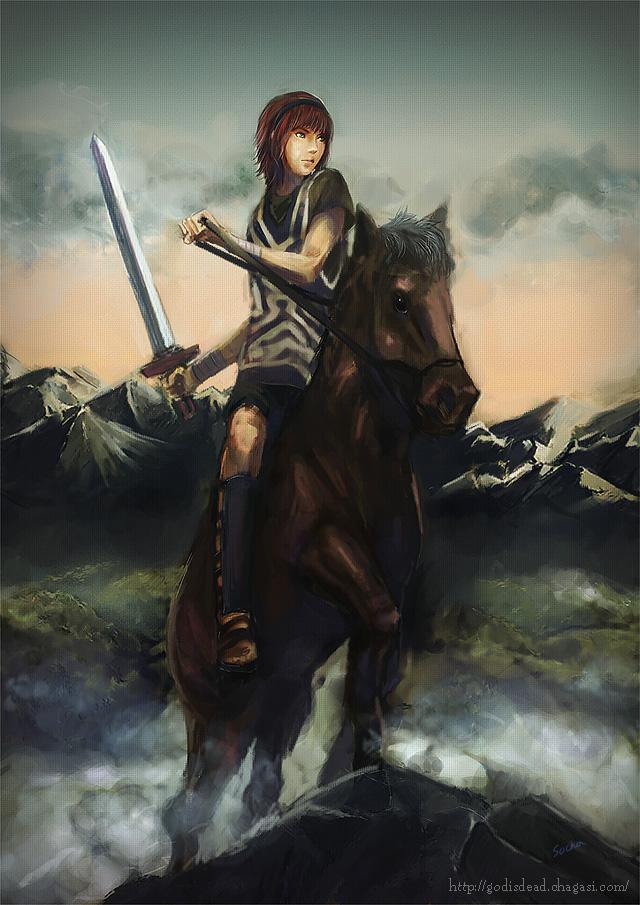 Wander (Shadow of The Colossus) | VS Battles Wiki | FANDOM ...