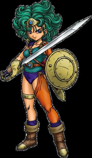 Dragon Quest IV Sofia