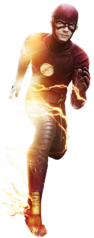File:Flash x supergirl transparent background by camo flauge-d9uo7op.png