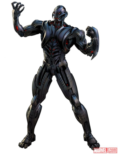 Ultron AoU