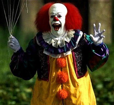 Pennywise's Evil Laugh