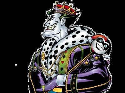 Emperor Joker DC Comics