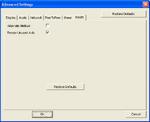 Config7 inputs