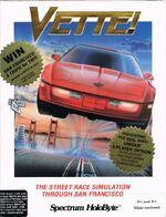 Vette DOS cover