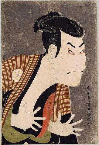 File:407px-Toshusai Sharaku- Otani Oniji, 1794.jpg