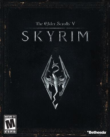 File:Skyrim Cover.jpg
