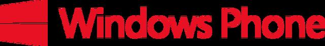 File:Microsoft Windows Phone logo.png