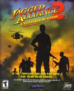 Jagged Alliance 2 Unfinished Business